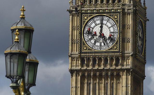 Turistično-gostinski sektor v Veliki Britaniji je doživel kar 85-odstotni zdrs prihodkov, potem ko se je že v prvih treh mesecih skrčil za desetino. Foto Reuters