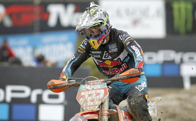 Antonio Cairoli je zmagal prvič po 12. maju 2019 v Lombardiji. FOTO: Leon Vidic