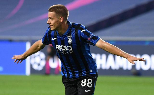 Mario Pašalić je mojstrsko zadel v 27. minuti. FOTO: Reuters