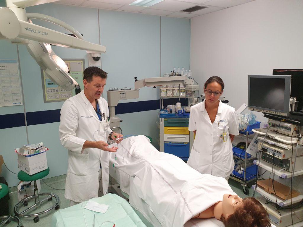 V UKC Ljubljana z inovativnim pristopom v menjavo srčne zaklopke