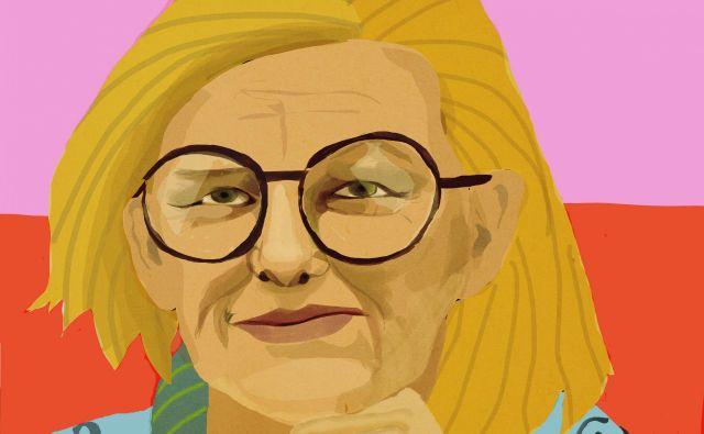 Ivanka Hergold Ilustracija Sara Šavelj