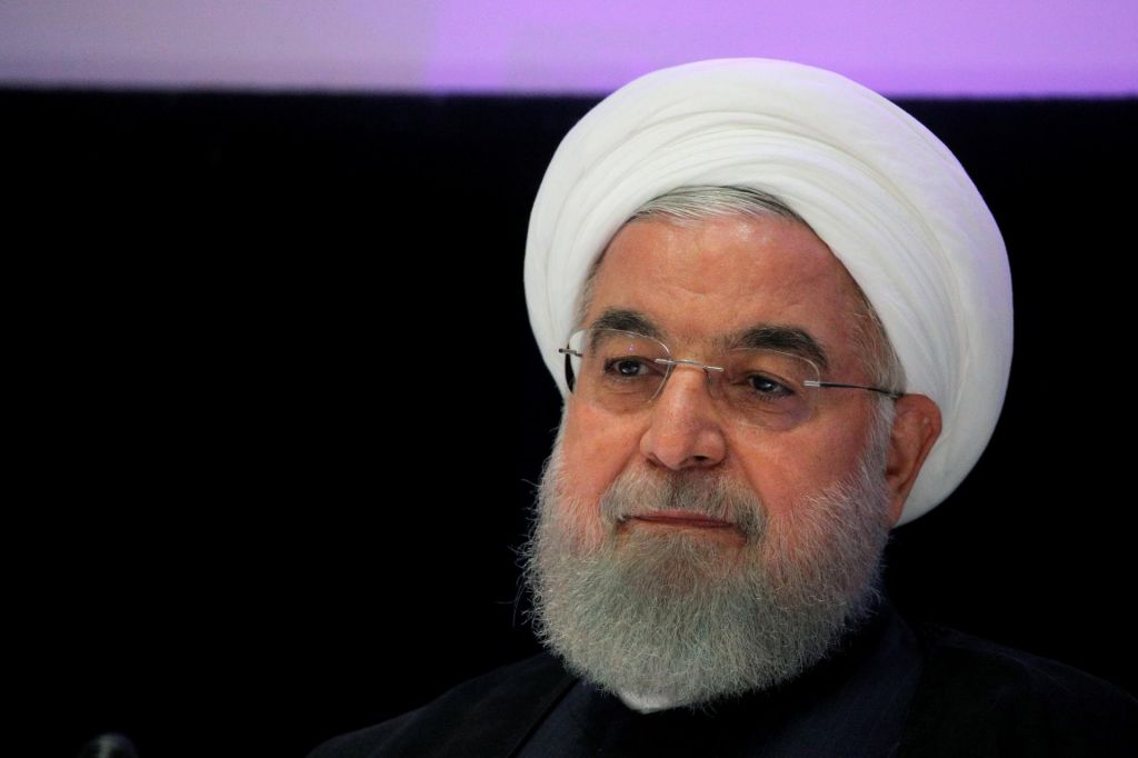Rohani: Sporazum je izdaja Palestincev in vseh muslimanov