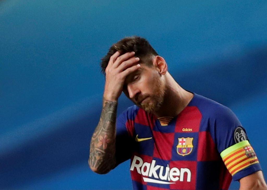FOTO:Španci enotni: Sramota in zgodovinsko ponižanje smešne Barcelone