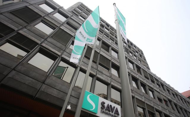 V obdobju 2020–2022 Zavarovalna skupina Sava načrtuje petodstotno povprečno letno rast prihodkov. FOTO: Tadej Regent/Delo