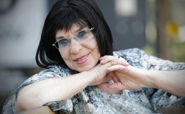 Osemdesetletnico<strong> Svetlane Makarovič</strong> je med drugimi zaznamovala založba Sanje, in sicer z velikopoteznim projektom zbranih pesmi za otroke. Foto Uroš Hočevar