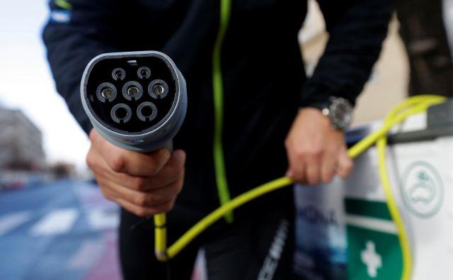 Električni avtomobili so na pohodu, zaradi subvencij in še česa drugega.<br /> Foto David W Cerny / Reuters