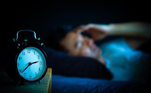 Na splošno fizično aktivni ljudje manj trpijo za motnjami spanja. FOTO:Shutterstock
