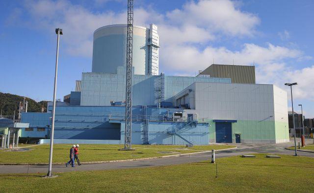 Drugi blok jedrske elektrarne Krško se pogosto omenja kot ena najvećjih naložb v prihodnjem desetletju. Foto Jože Suhadolnik