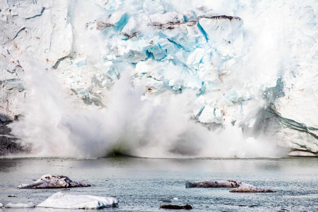 Rekordno taljenje ledu