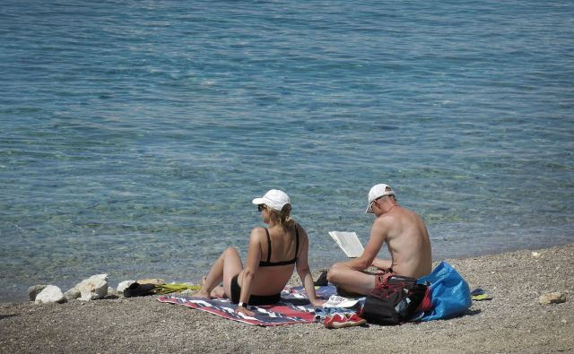 Po odličnem avgustovskem izplenu si na Hrvaškem uspešno turistično bero obetajo tudi septembra. FOTO: Leon Vidic/Delo