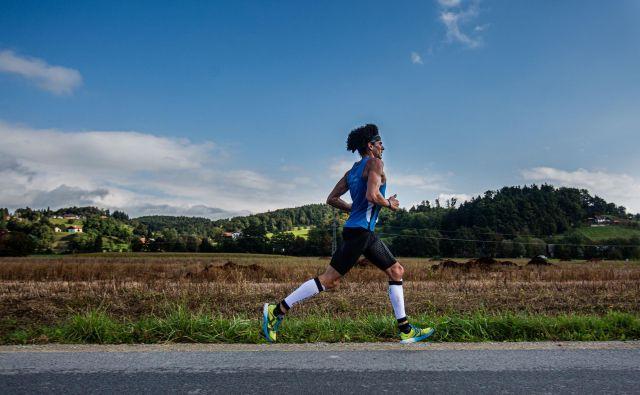 Konjiški maraton bo zaradi varnostnih ukrepov razdeljen na dva dneva. FOTO: Grega Valančič/Sportida