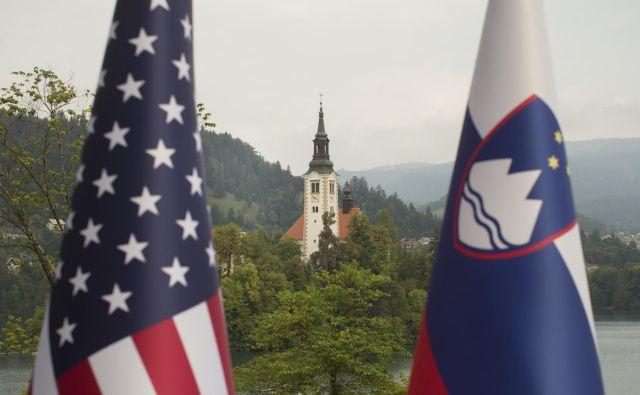 Ko je Slovenija dosegla cilj, članstvo v EU in Natu, je zazijala praznina, zunanja politika je postala statična, defenzivna, brez dinamike, idej, izvirnosti. FOTO: Jure Eržen/Delo