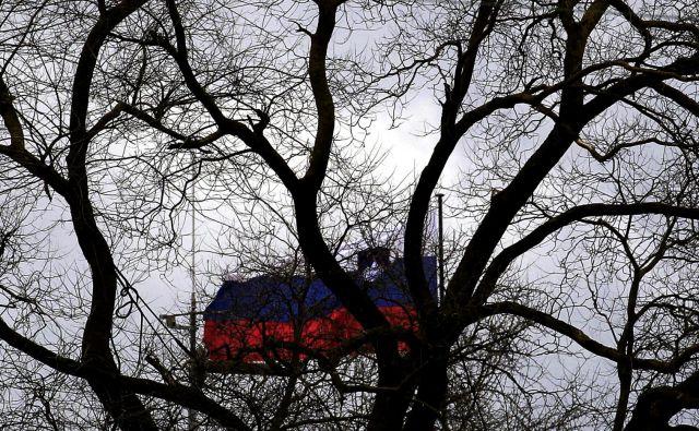 10 držav je v zadnjih letih zaprlo svoja veleposlaništva v Sloveniji. FOTO: Roman Šipić/Delo