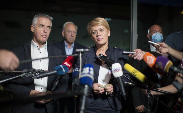 """Komisija za preprečevanje korupcije (KPK) je sicer zaradi<a href=""""https://www.delo.si/novice/slovenija/o-zadevi-pivec-zdaj-se-kpk-344264.html"""" target=""""_blank""""> resnega sum, da je Pivčeva kršila zakon</a> o integriteti in preprečevanju korupcije uvedla preiskavo. FOTO: Jure Eržen/Delo"""
