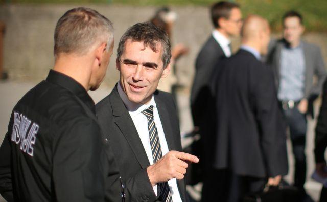 Sergeja Racmana so slovenske oblasti iskale zaradi obtožb o zlorabi prostitucije. FOTO: Jure Eržen/Delo