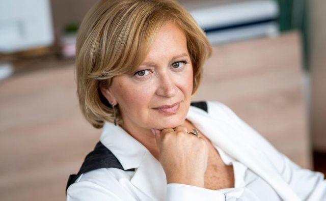 Ksenija Benedetti FOTO: Miran Juršič