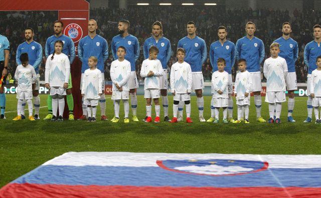 Slovence po dolgem času čaka resna tekma. FOTO: Mavric Pivk/Delo