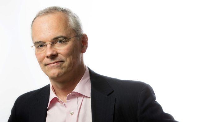 Vodja Koalicije za pripravljanje inovacij proti epidemijam (CEPI) Richard Hatchett je zaskrbljen, da bodo najbogatejše države pokupile vse cepivo proti covidu-19. FOTO: AFP