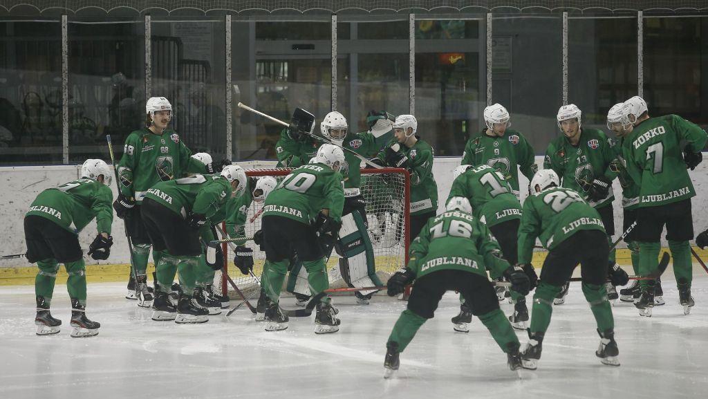 Covid-19 ustavil Olimpijine hokejiste