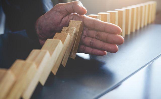 Dobro je poznati načine, kako zavarovati sredstva oziroma premoženje svojega podjetja. FOTO: Getty Images/istockphoto