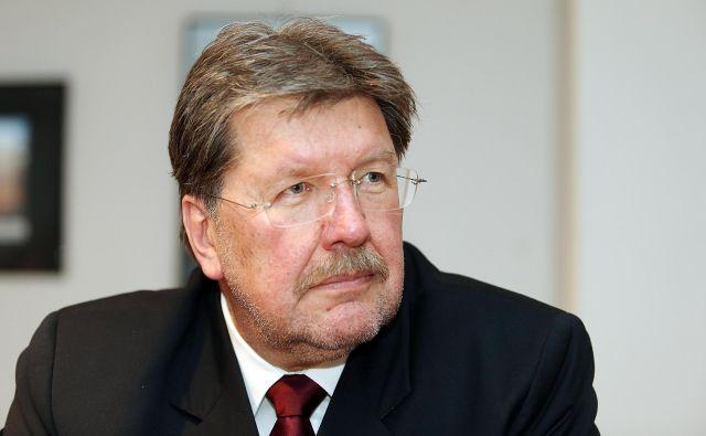 Igor Bavčar vztraja, da pri vodenju Istrabenza ni storil nobenega kaznivega dejanja. FOTO: Jože Suhadolnik/Delo