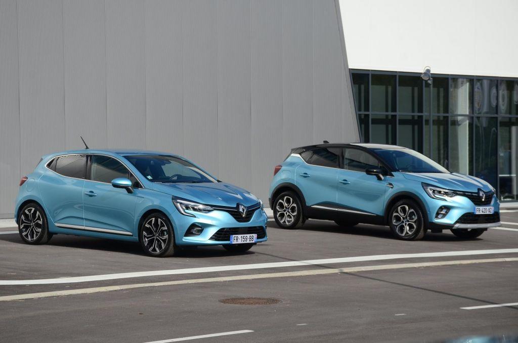 FOTO:Sveži odtenki Renaultove elektrifikacije
