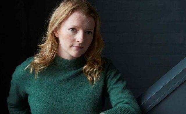 Elizabeth Kay je nova zvezda temačnih romanov. Foto Charlie Hopkinson