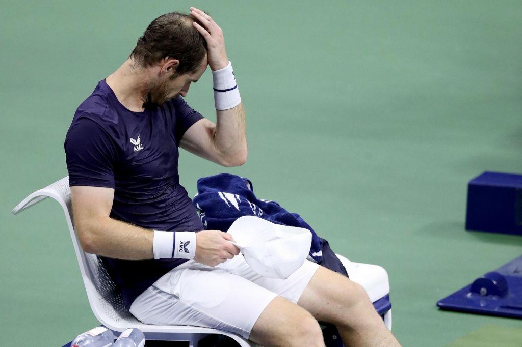Preveč vzponov in padcev Andyja Murraya