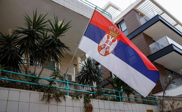 Srbija bo svoje veleposlaništvo po zgledu ZDA iz Tel Aviva v Jeruzalem preselila prihodnje poletje. FOTO: Jack Guez/AFP