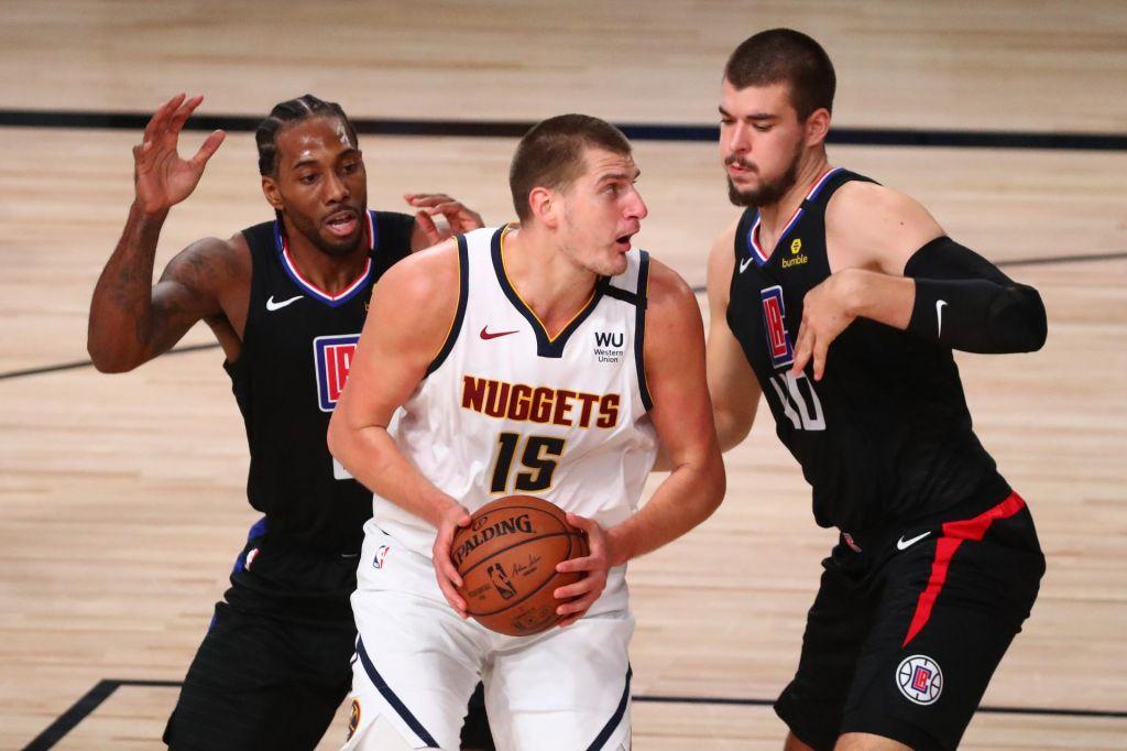 Košarkarji Denverja so se oddolžili tekmecem iz Los Angelesa
