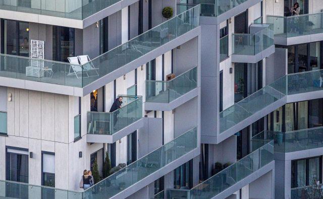 Cene najemniških stanovanj so se že znižale, kar je predvsem posledica zmanjšanega povpraševanja v turizmu. FOTO: Voranc Vogel/Delo
