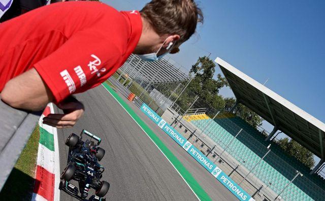 Kje bo kariero nadaljeval Sebastian Vettel? FOTO: Miguel Medina/AFP