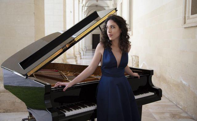 Gostja srebrnega abonmaja bo tudi pianistka Beatrice Rana. Foto Simon Fowler