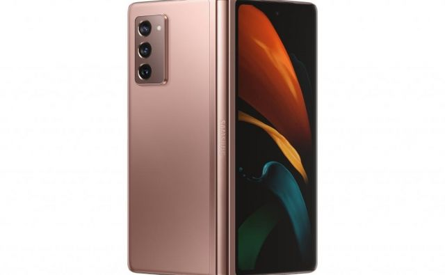 Tu je tretja generacija Galaxy Fold FOTO: Samsung