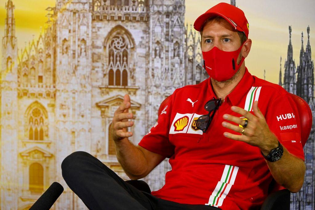 Vettel bo dirkal za Aston Martin