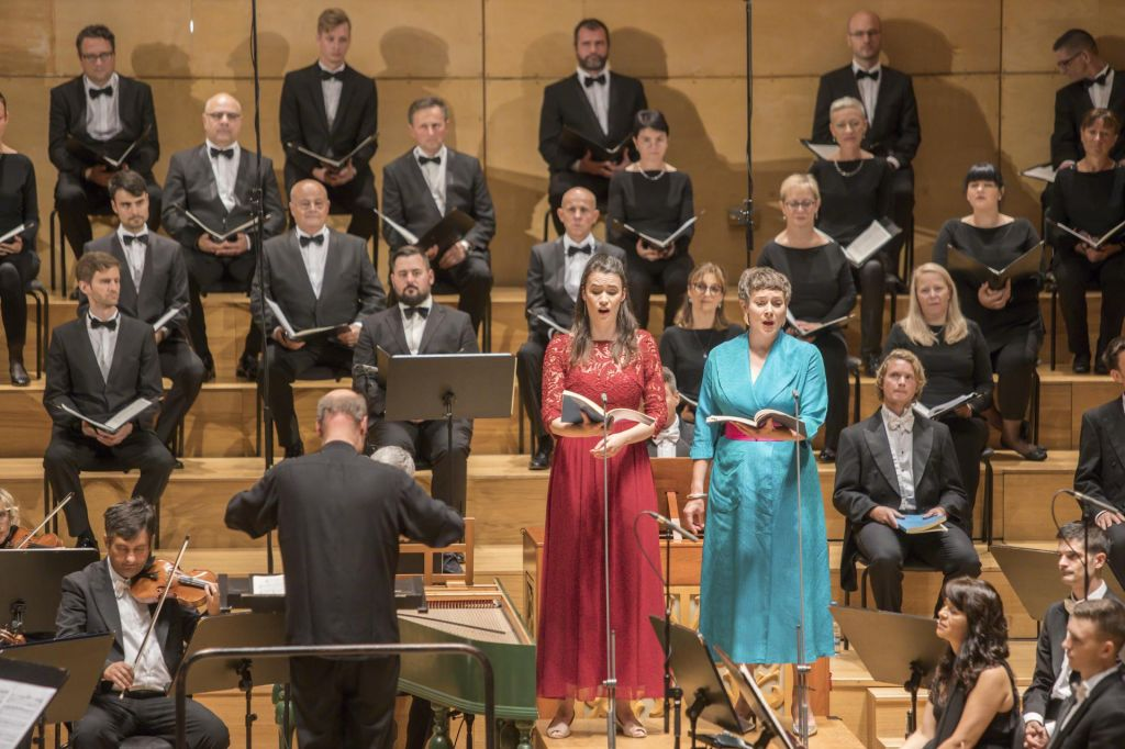Ocenjujemo: Johann Sebastian Bach: Maša v h-molu, BWV 232
