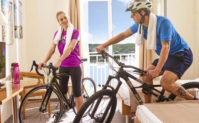Act-ION Hotel Neptun odlikujejo lepi razgledi na Piranski zaliv in ponudba, prilagojena športnikom FOTO: LifeClass
