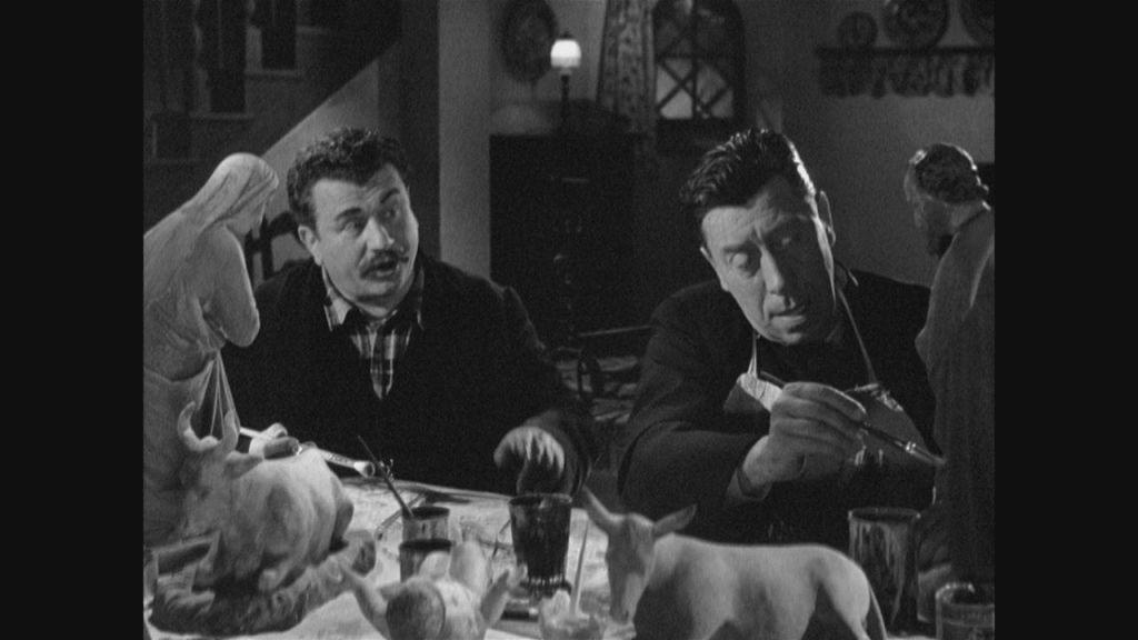 TV namigi: Don Camillo, Sistemska napaka in Čez planke