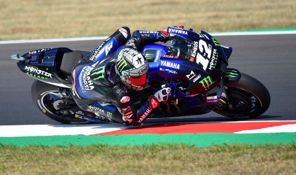 Yamaha najhitrejša, Rossi pa četrti