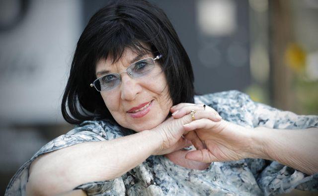 Svetlana Makarovič FOTO: Uroš Hočevar