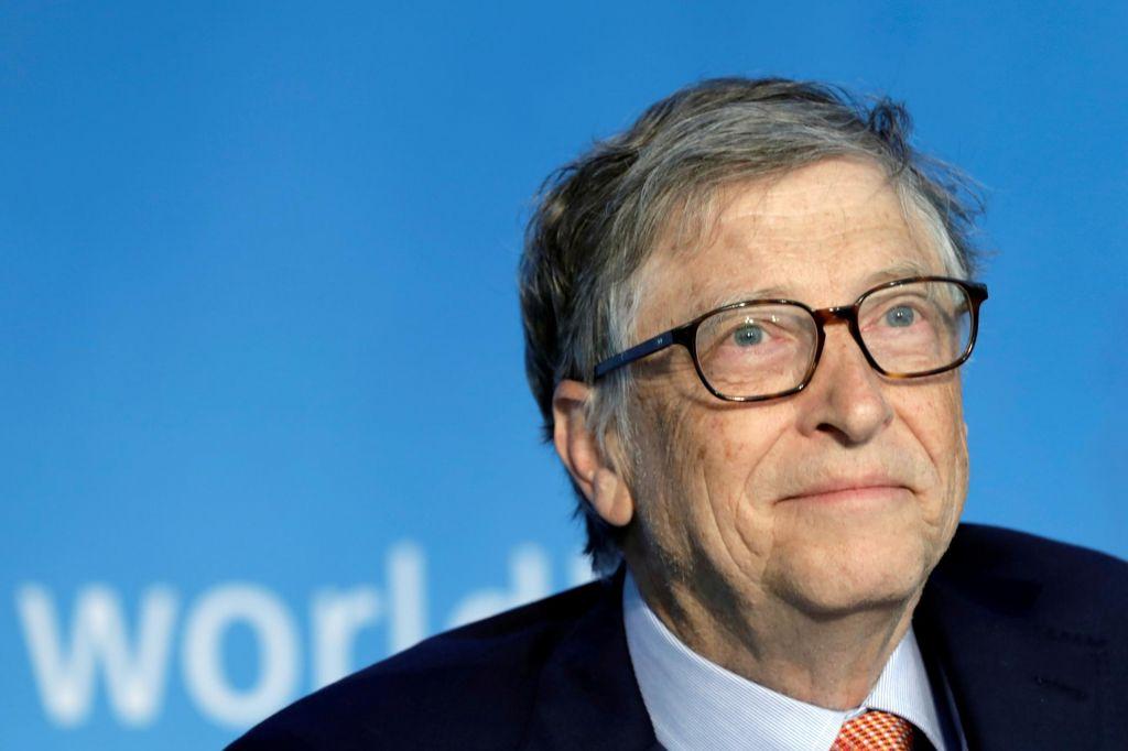 FOTO:Bill Gates: Nikomur ne bom vsadil čipa