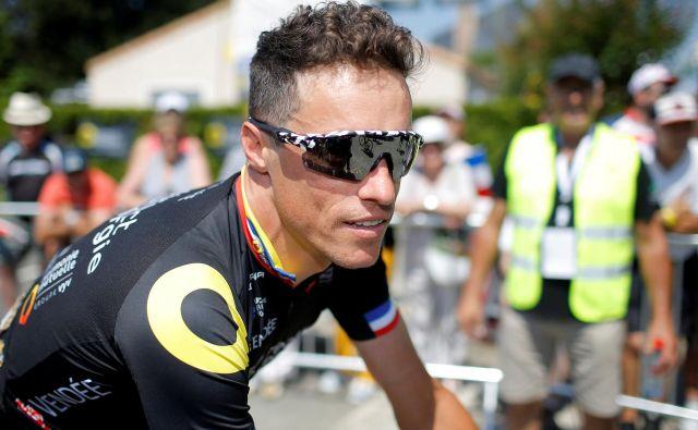 Sylvain Chavanel je eden od rekorderjev Toura. FOTO: Stephane Mahe/Reuters