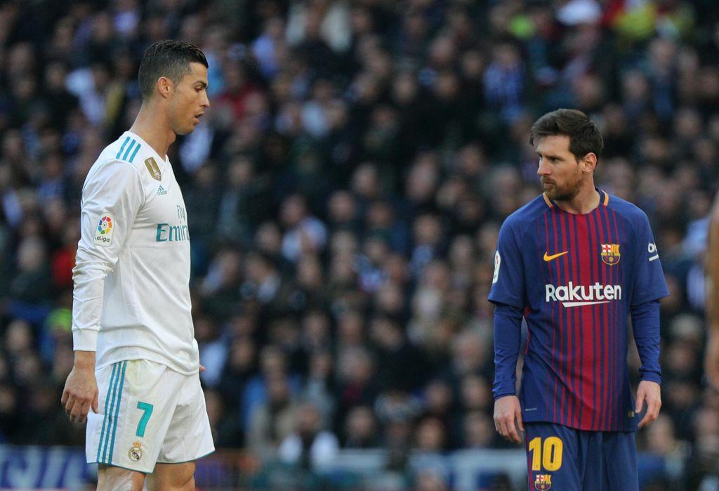 Messi skoraj osem milijonov evrov pred Ronaldom