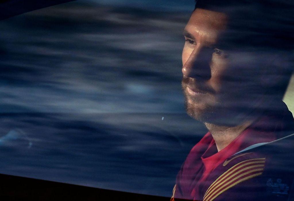V klubu milijarderjev tudi Messi