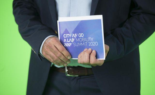Konferenca o mobilnosti je proaktoivni odziv na tehnološke spremembe in njihovo soustvarjane. FOTO: Jure Eržen/Delo