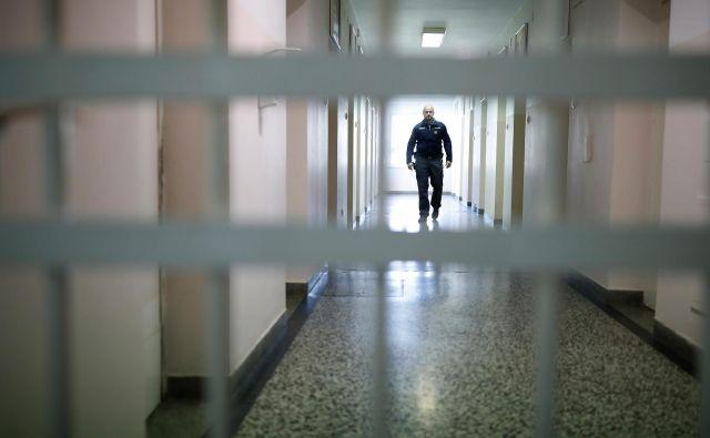 Čeprav se zaporniški sistem spopada z več težavami, uresničuje svoje poslanstvo. FOTO: Uroš Hočevar/Delo