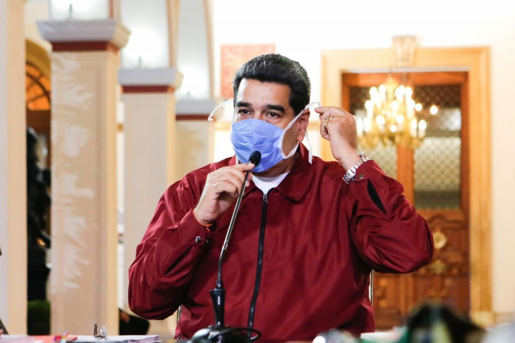 Komisija ZN: Maduro je kriv kršitev človekovih pravic