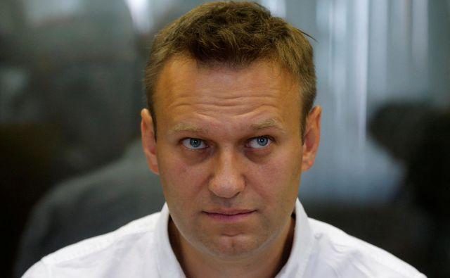 Aleksej Navalni okreva v Berlinu. FOTO: Maxim Shemetov/Reuters