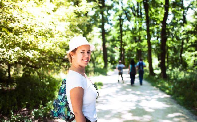 Čeprav ni posebnega priporočenega odmerka, finske raziskave kažejo, da bi si morali prizadevati, da bi vsak mesec preživeli vsaj pet ur v naravi. FOTO:Shutterstock