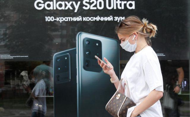 Inovativna tehnološka podjetja so ohranila privlačnost za vlagatelje tudi v času epidemije. FOTO: Valentin Ogirenko/Reuters